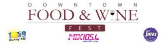 downtown food and wine festival