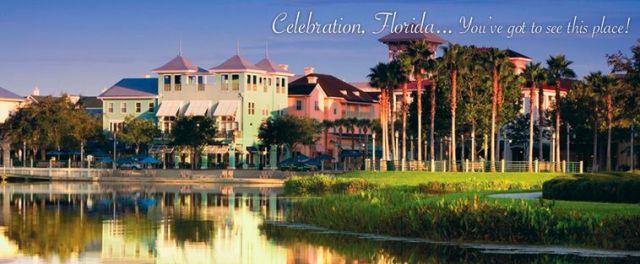 Celebration FL Homes