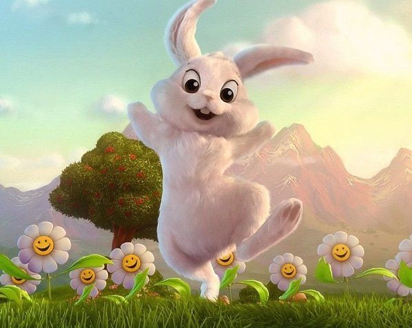 Easter Bunny and Events in Orlando 2013